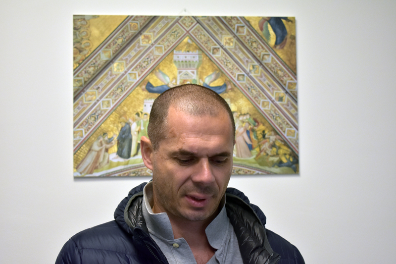 Gionatha Pazzi, il calciatore