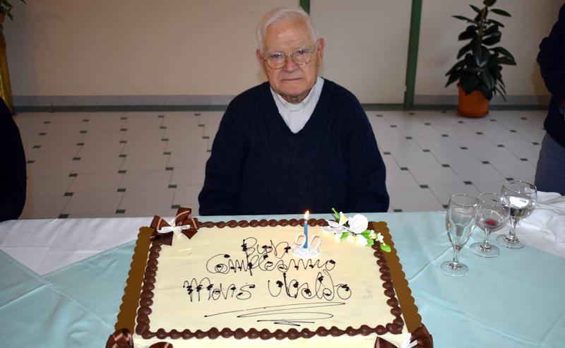 Compleanno di Mons. Ubaldo