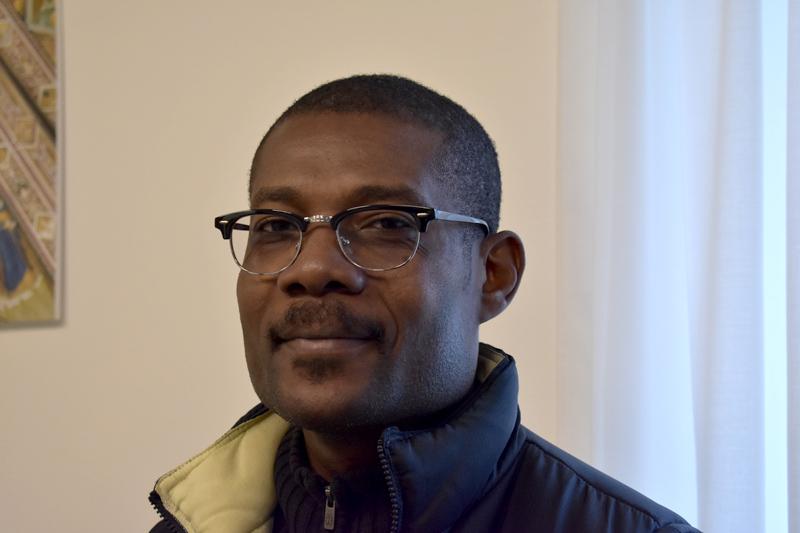 Jackson Pierre, seminarista della diocesi di Teramo-Atri