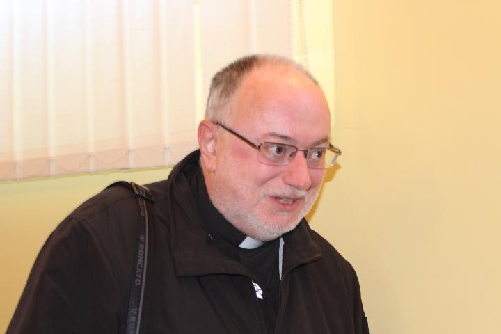 Don FABIO ROSINI in Seminario